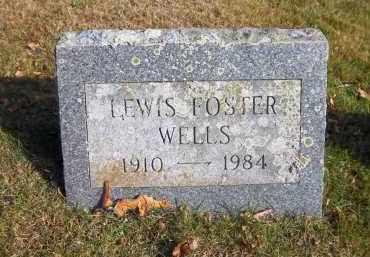WELLS, LEWIS - Suffolk County, New York | LEWIS WELLS - New York Gravestone Photos