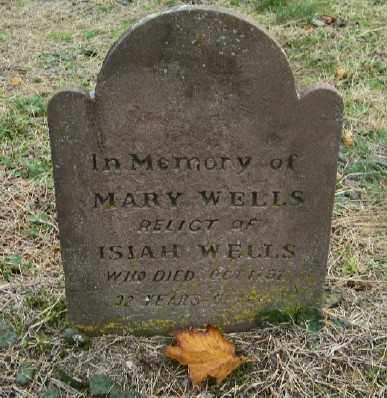 WELLS, MARY - Suffolk County, New York | MARY WELLS - New York Gravestone Photos