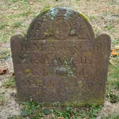 WELLS, MICAH - Suffolk County, New York   MICAH WELLS - New York Gravestone Photos