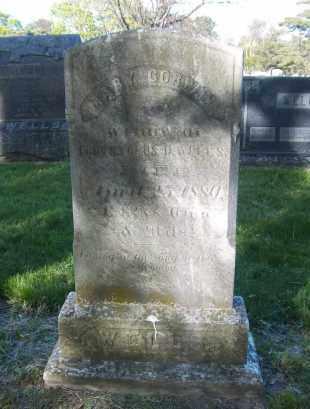 WELLS, MARY - Suffolk County, New York   MARY WELLS - New York Gravestone Photos