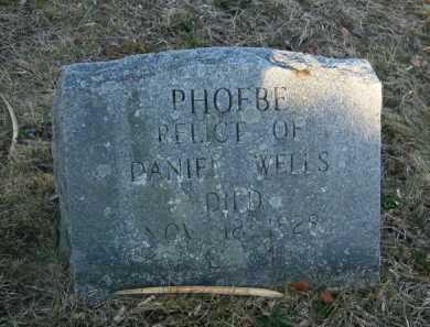 WELLS, PHOEBE - Suffolk County, New York   PHOEBE WELLS - New York Gravestone Photos