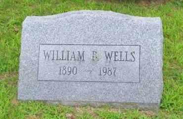 WELLS, WILLIAM B. - Suffolk County, New York | WILLIAM B. WELLS - New York Gravestone Photos