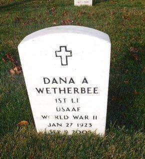 WETHERBEE (WWII), DANA A - Suffolk County, New York | DANA A WETHERBEE (WWII) - New York Gravestone Photos