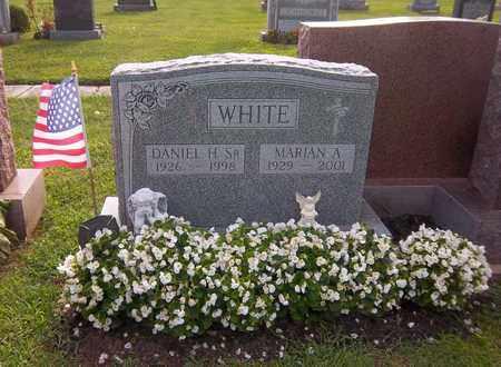 WHITE, MARIAN A - Suffolk County, New York | MARIAN A WHITE - New York Gravestone Photos