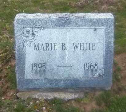 WHITE, MARIE - Suffolk County, New York | MARIE WHITE - New York Gravestone Photos