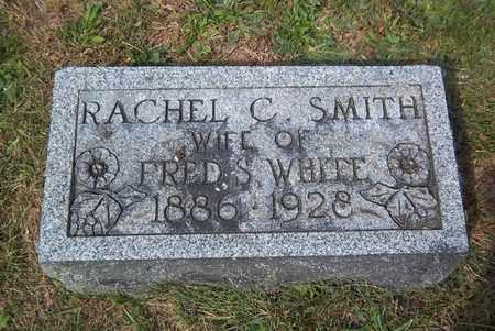 SMITH WHITE, RACHEL C - Suffolk County, New York | RACHEL C SMITH WHITE - New York Gravestone Photos
