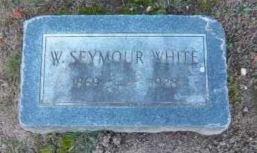 WHITE, W. SEYMOUR - Suffolk County, New York   W. SEYMOUR WHITE - New York Gravestone Photos