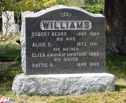 WILLIAMS, EGBERT SEARS - Suffolk County, New York | EGBERT SEARS WILLIAMS - New York Gravestone Photos