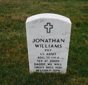 WILLIAMS, JONATHAN - Suffolk County, New York | JONATHAN WILLIAMS - New York Gravestone Photos