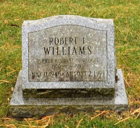 WILLIAMS, ROBERT I - Suffolk County, New York | ROBERT I WILLIAMS - New York Gravestone Photos