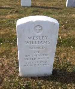 WILLIAMS, WESLEY - Suffolk County, New York | WESLEY WILLIAMS - New York Gravestone Photos