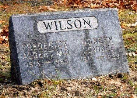 LEVISEE WILSON, DOREEN - Suffolk County, New York | DOREEN LEVISEE WILSON - New York Gravestone Photos