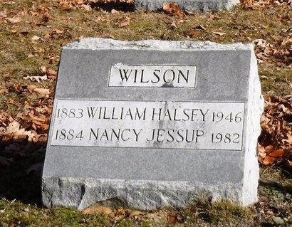 JESSUP, NANCY - Suffolk County, New York | NANCY JESSUP - New York Gravestone Photos