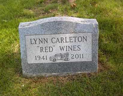 CARLETON WINES, LYNN - Suffolk County, New York   LYNN CARLETON WINES - New York Gravestone Photos