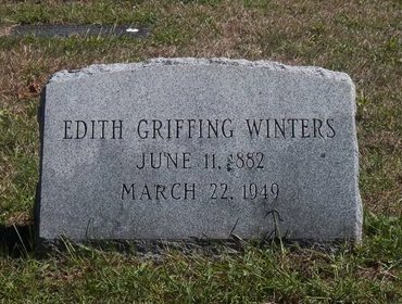 GRIFFING, EDITH - Suffolk County, New York | EDITH GRIFFING - New York Gravestone Photos