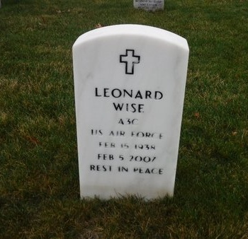 WISE, LEONARD - Suffolk County, New York | LEONARD WISE - New York Gravestone Photos