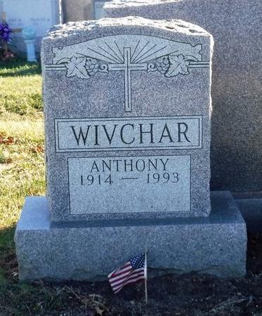 WIVCHAR, ANTHONY - Suffolk County, New York | ANTHONY WIVCHAR - New York Gravestone Photos