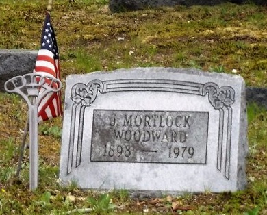 WOODWARD, J. MORTLOCK - Suffolk County, New York | J. MORTLOCK WOODWARD - New York Gravestone Photos