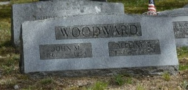 WOODWARD, JOHN M - Suffolk County, New York | JOHN M WOODWARD - New York Gravestone Photos