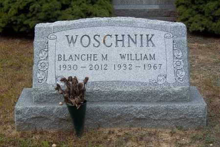 WOSCHNIK, BLANCHE M - Suffolk County, New York | BLANCHE M WOSCHNIK - New York Gravestone Photos