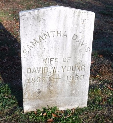 YOUNG, SAMANTHA - Suffolk County, New York | SAMANTHA YOUNG - New York Gravestone Photos