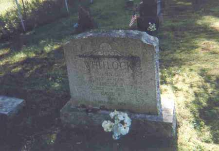 WHITLOCK, DAVID - Sullivan County, New York | DAVID WHITLOCK - New York Gravestone Photos
