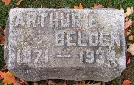BELDEN, ARTHUR E. - Tioga County, New York | ARTHUR E. BELDEN - New York Gravestone Photos