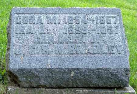 BRADLEY, IRA Z. - Tioga County, New York | IRA Z. BRADLEY - New York Gravestone Photos