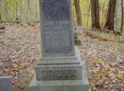 BROWN, ELBERT C. - Tompkins County, New York | ELBERT C. BROWN - New York Gravestone Photos