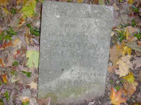BROWN, ISAAC - Tompkins County, New York | ISAAC BROWN - New York Gravestone Photos