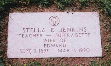 FREY (WWI), STELLA ELIZABETH - Tompkins County, New York | STELLA ELIZABETH FREY (WWI) - New York Gravestone Photos