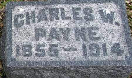 PAYNE, CHARLES - Tompkins County, New York   CHARLES PAYNE - New York Gravestone Photos