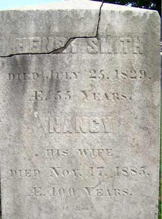 SMITH, NANCY - Tompkins County, New York | NANCY SMITH - New York Gravestone Photos