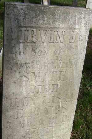 SMITH, IRVIN J. - Tompkins County, New York | IRVIN J. SMITH - New York Gravestone Photos