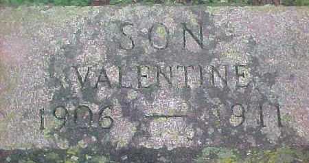 CHRISTIANA, VALENTINE W. - Ulster County, New York | VALENTINE W. CHRISTIANA - New York Gravestone Photos