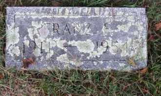 FRIES, FRANZ SR - Ulster County, New York | FRANZ SR FRIES - New York Gravestone Photos