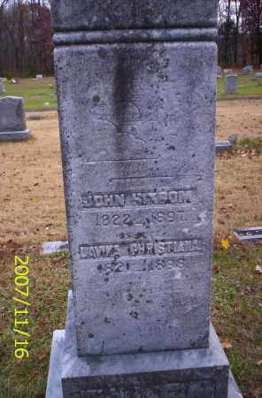CHRISTIANA KROM, LEVINIA - Ulster County, New York | LEVINIA CHRISTIANA KROM - New York Gravestone Photos