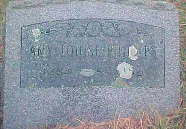 PHILLIPS, AMY LOUISE - Ulster County, New York   AMY LOUISE PHILLIPS - New York Gravestone Photos