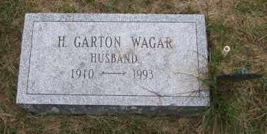 WAGAR, HENRY GORTON - Ulster County, New York | HENRY GORTON WAGAR - New York Gravestone Photos