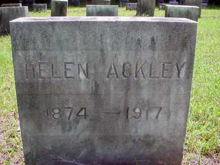 ACKLEY, HELEN - Warren County, New York   HELEN ACKLEY - New York Gravestone Photos