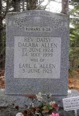 DALABA, DAISY - Warren County, New York | DAISY DALABA - New York Gravestone Photos