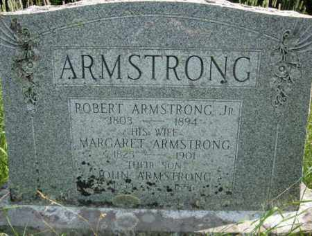 ARMSTRONG, MARGARET - Warren County, New York | MARGARET ARMSTRONG - New York Gravestone Photos