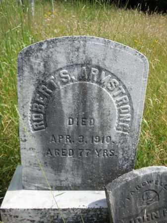 ARMSTRONG, ROBERT S - Warren County, New York | ROBERT S ARMSTRONG - New York Gravestone Photos