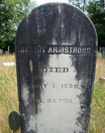 ARMSTRONG, ROBERT - Warren County, New York | ROBERT ARMSTRONG - New York Gravestone Photos