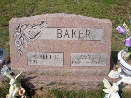 BAKER, AMY A - Warren County, New York | AMY A BAKER - New York Gravestone Photos