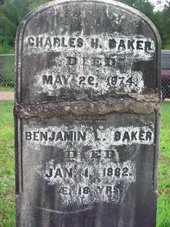 BAKER, CHARLES H - Warren County, New York   CHARLES H BAKER - New York Gravestone Photos