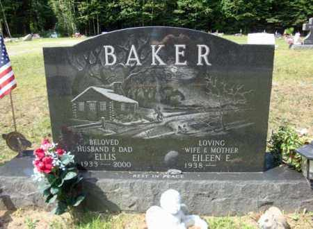 BAKER, ELLIS - Warren County, New York | ELLIS BAKER - New York Gravestone Photos