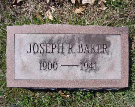 BAKER, JOSEPH R - Warren County, New York | JOSEPH R BAKER - New York Gravestone Photos
