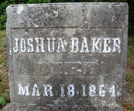 BAKER, JOSHUA - Warren County, New York | JOSHUA BAKER - New York Gravestone Photos