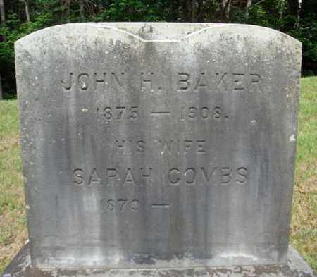BAKER, SARAH - Warren County, New York | SARAH BAKER - New York Gravestone Photos